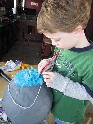 Buzz Lightyear piñata