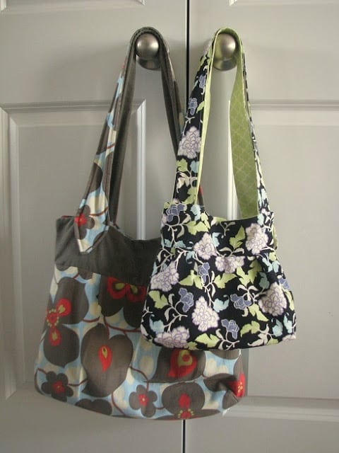 wasp handbag in two sizes