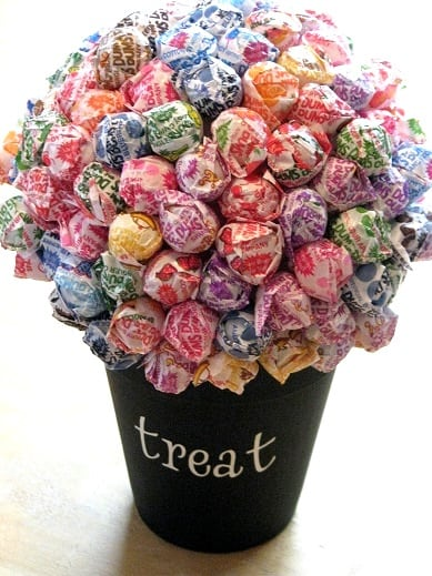 lollipop tree gift idea