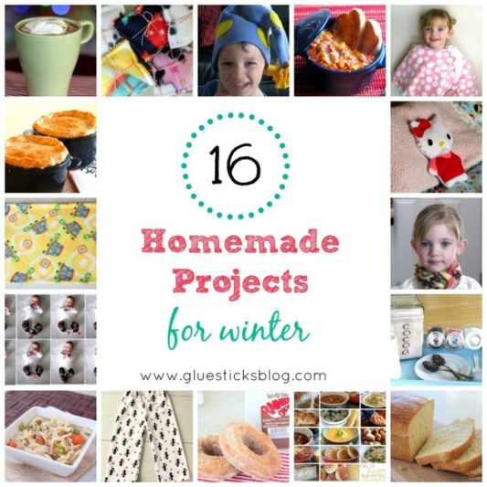 16 Homemade Projects for Winter