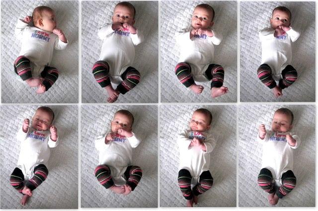 Baby & Toddler Leg Warmer Tutorial