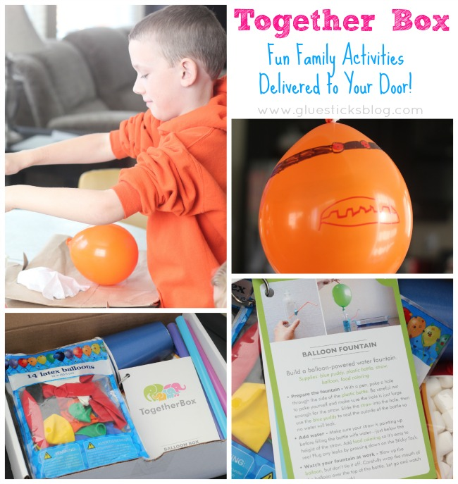 Together Box Family Activities