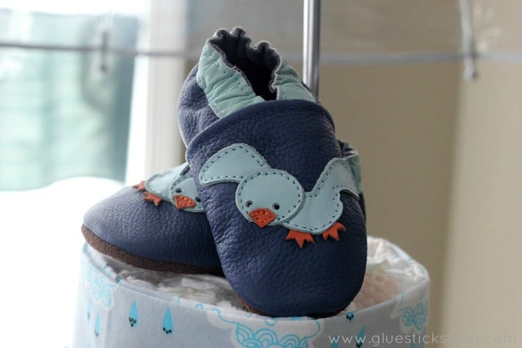 April Showers Baby Shower Theme 8
