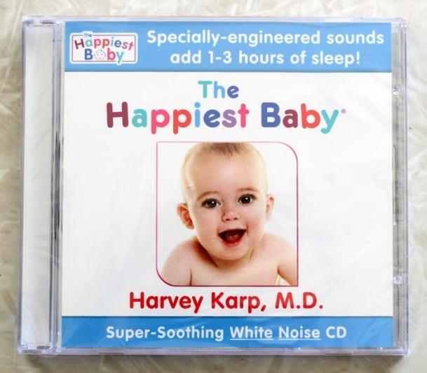 Baby Shower Gift Idea Baby CD