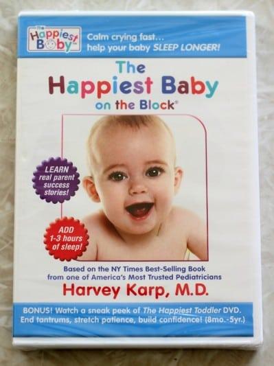 Baby Shower Gift Idea Baby DVD