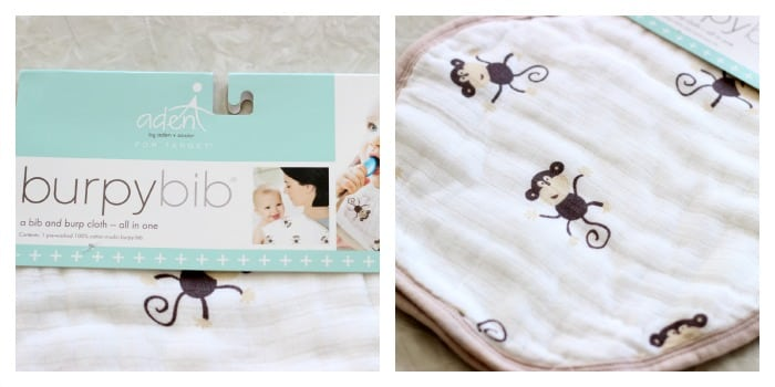 Baby Shower Gift Idea Burp Cloths