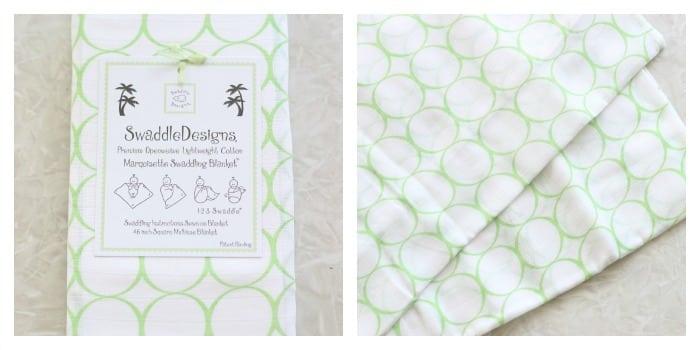 Baby Shower Gift Idea Swaddle Blanket