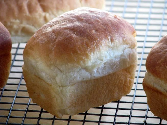 mini loaf of French bread