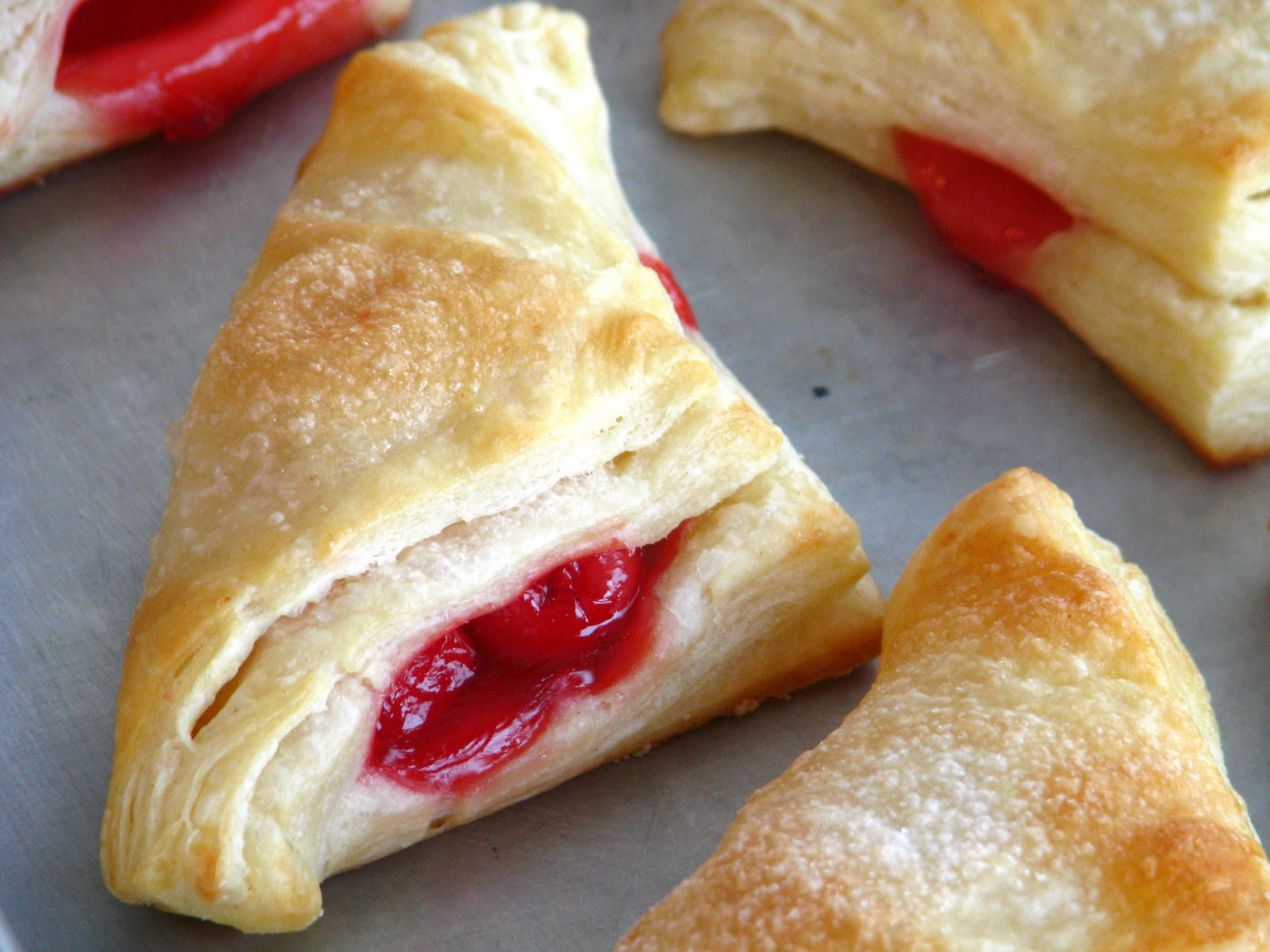recipe: cherry turnovers with phyllo dough [1]