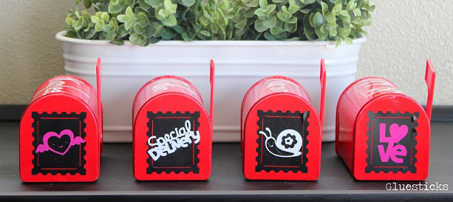 valentine mail boxes