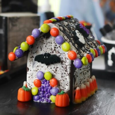 pop tart haunted house