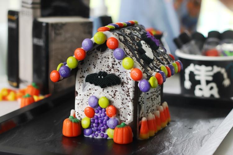pop tart haunted house