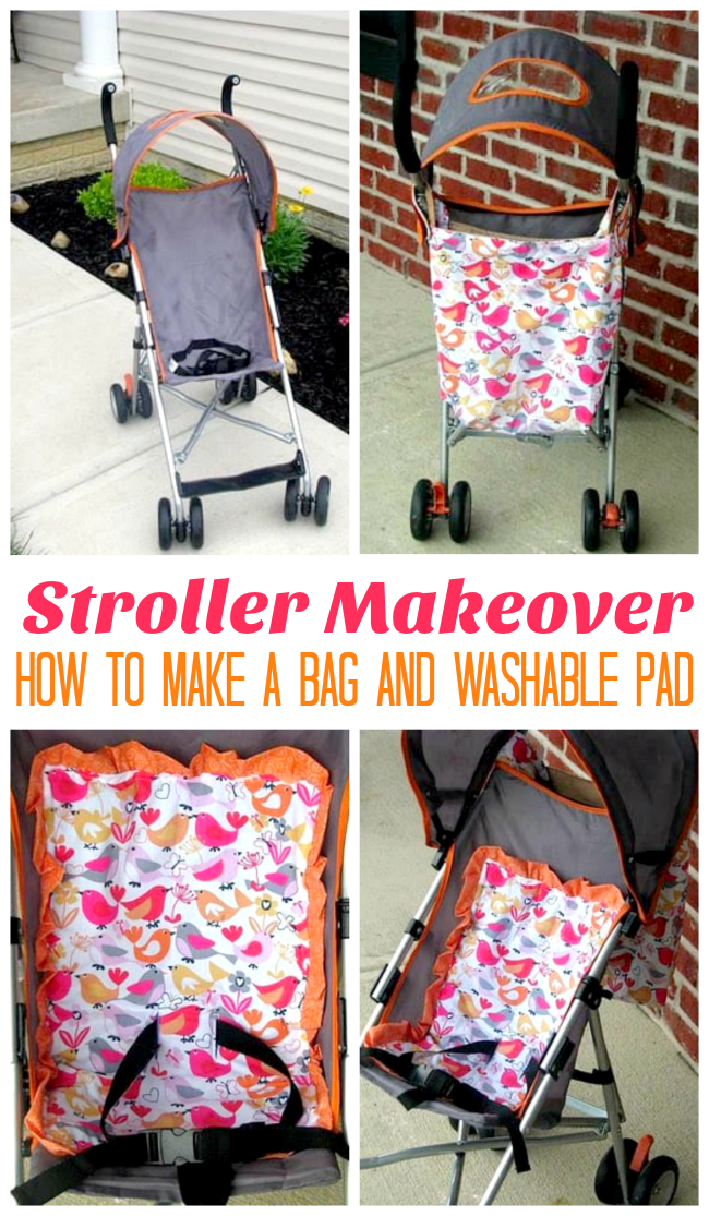 stroller makeover tutorials