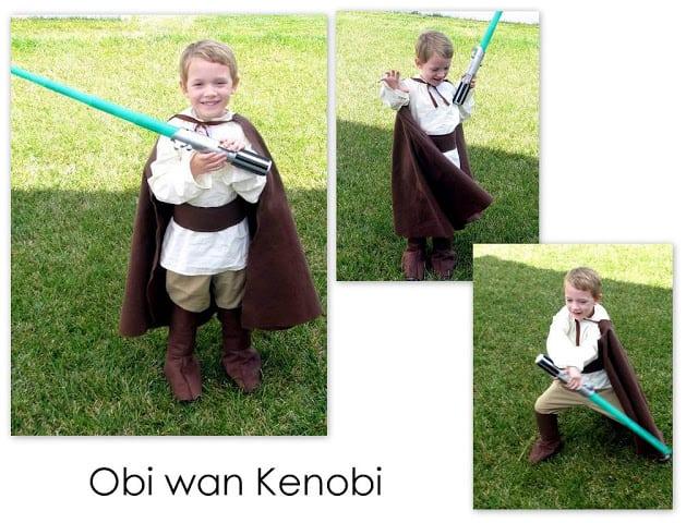 homemade obi wan kenobi costume