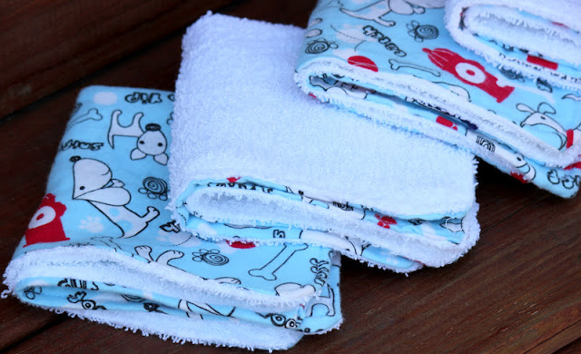 wash cloths for baby boy