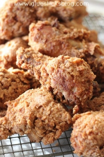 Perfect Fried Chicken