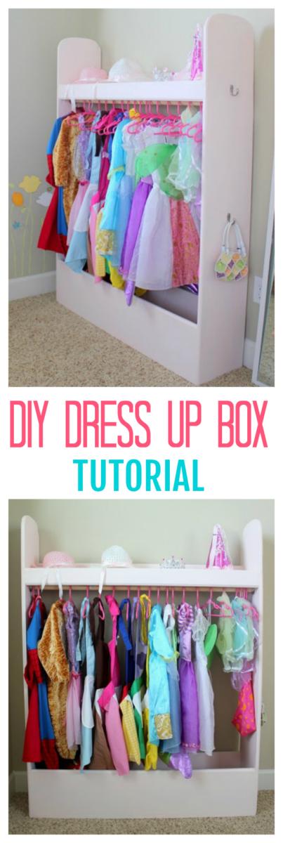 dress up box for girls