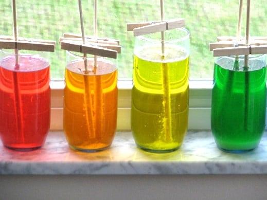 Homemade Rock Candy www.gluesticksblog.com
