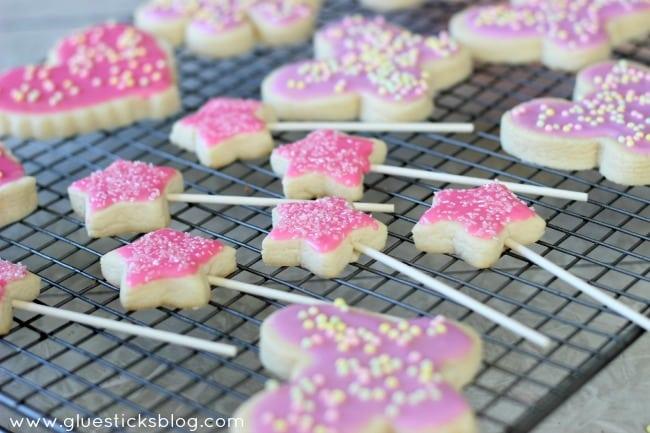 Bakery Style Sugar Cookie Recipe   Gluesticks
