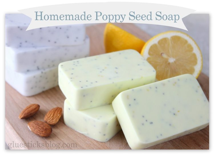 Homemade Poppy Seed Soap Recipes