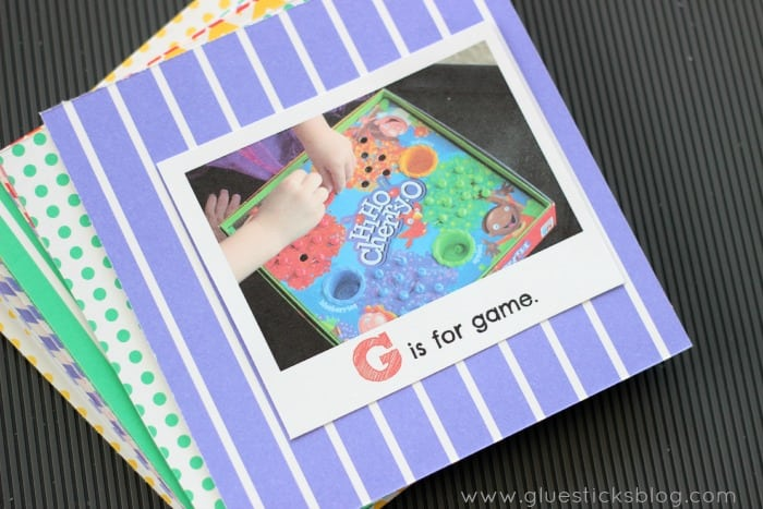 Personalized ABC Book