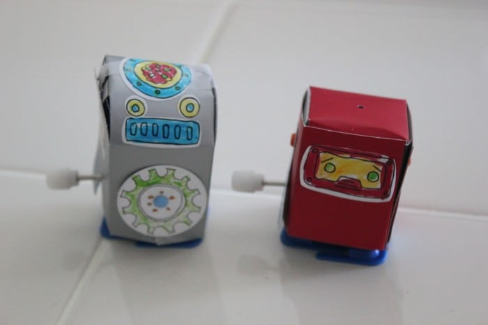 Phineas and Ferb Bucket List nano bot kit