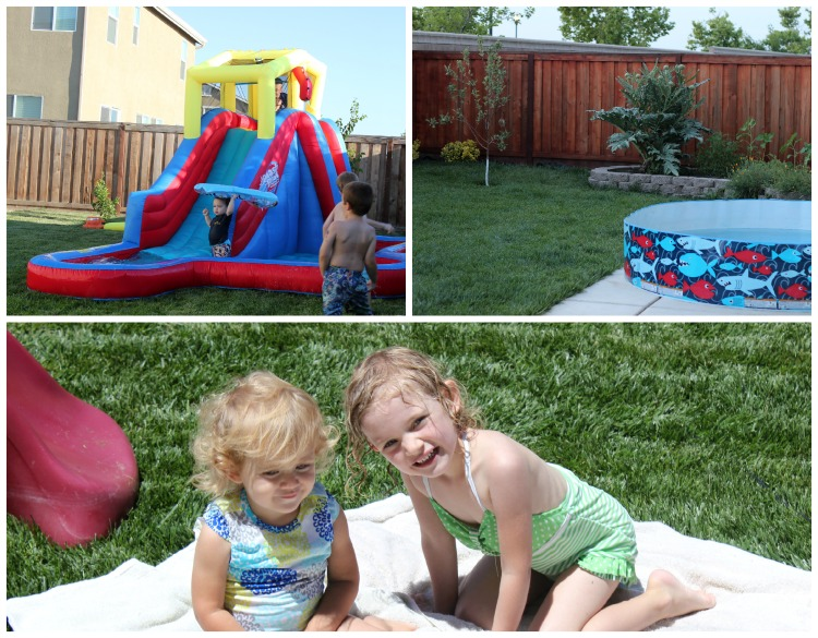 backyard projects lawn