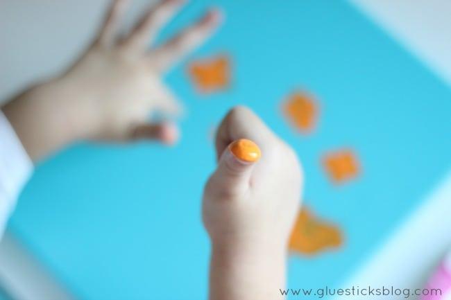 fingerprint poppies