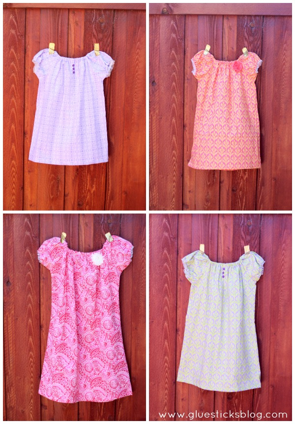 easy peasant dresses