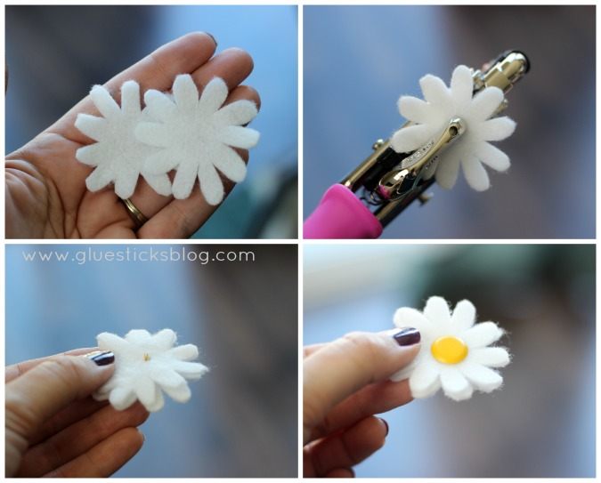 Daisy Head Band