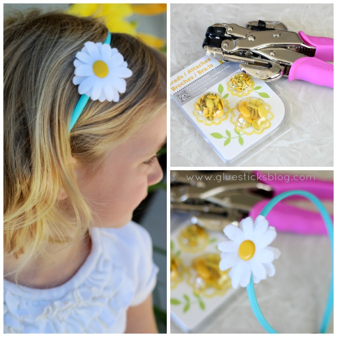 Daisy Head Bands