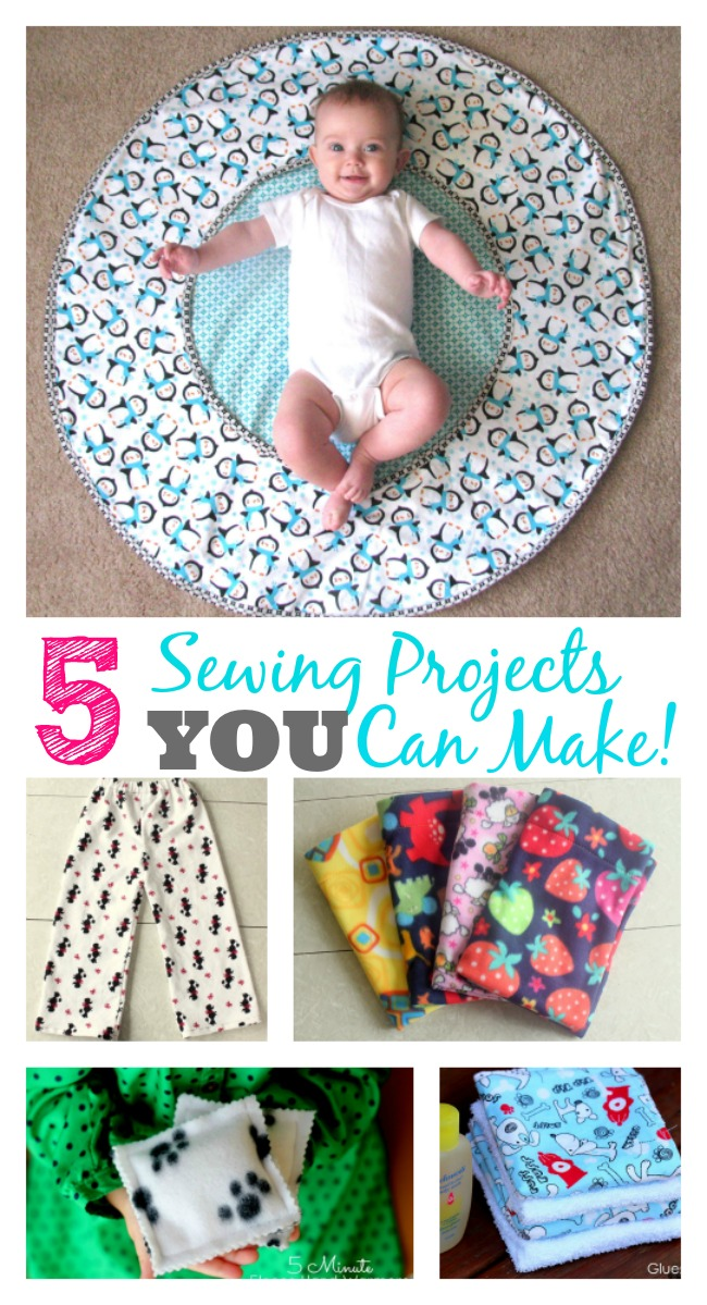simple sewing projects Here i've gathered up more than 45 quick and easy sewing projects that are perfect for beginners who are itching to get sewing whether you're in the mood to make.