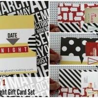 Date Night Gift Card Set