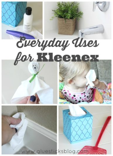 Everyday-Uses-for-Kleenex