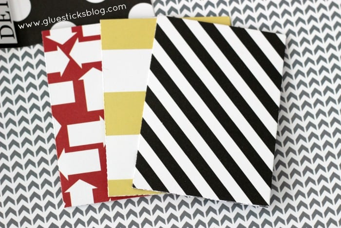 Folder Gift Card Holders