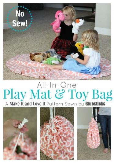 Play Mat and Storage Bag