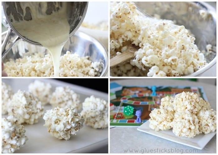 Popcorn Ball Recipe