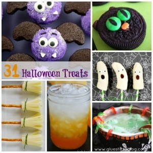 31 Halloween Treats