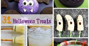 31 Halloween Treats