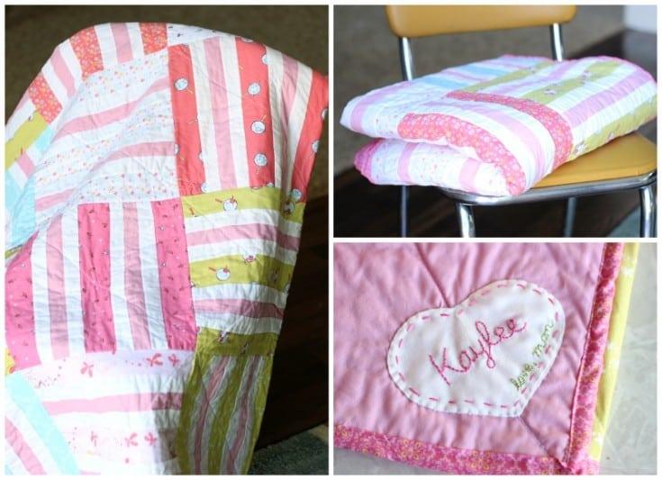 Kaylee blanket
