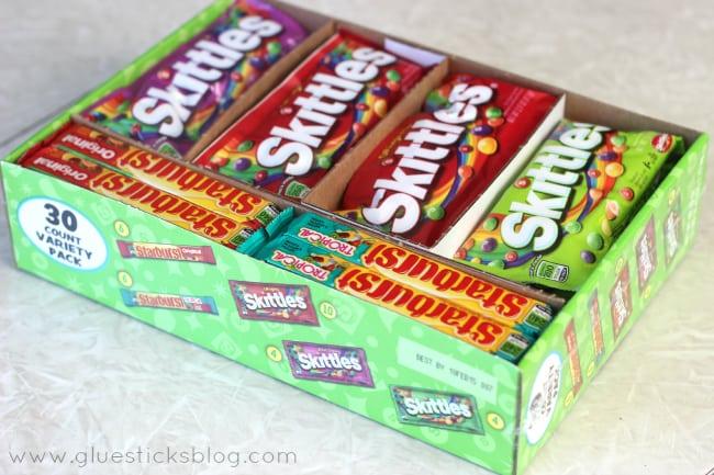 Skittles Variety Pack