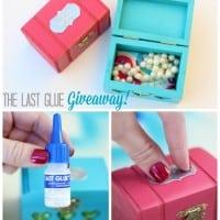 Last Glue Giveaway