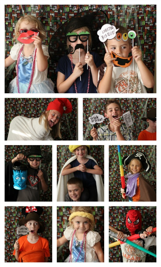 Monster Mash Photo Booth