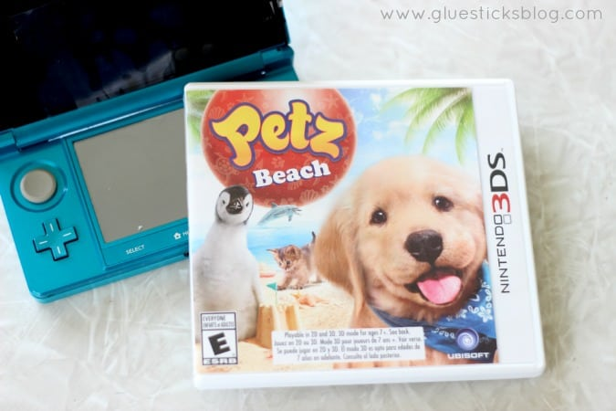Petz Beach DS