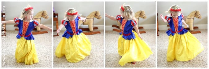 Princess Twirls