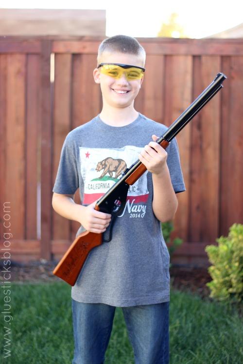 Red Ryder BB Gun for Christmas