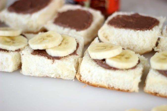 pb banana sliders