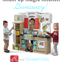 Mixing Up Magic Kitchen Giveaway from Step 2