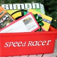 Speed Racer Christmas Gift
