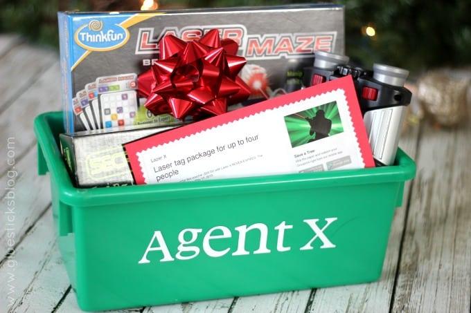 laser tag gift idea
